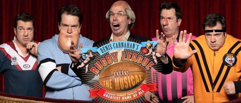 Rugby League: The Musical Brisbane