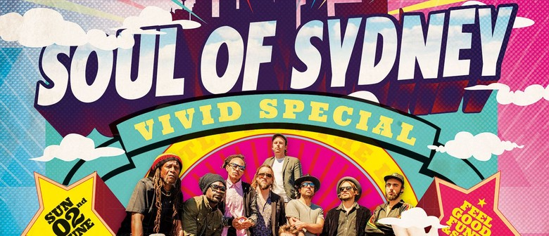 Soul of Sydney Feat. The Strides & The Big Ilch