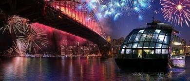 Sydney New Year's Eve Fireworks Dinner Cruises