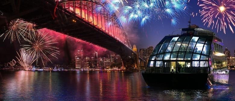 Sydney New Year S Eve Fireworks Dinner Cruises Sydney Eventfinda
