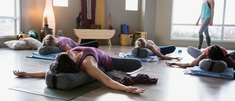 Introduction to Vishrant Yoga: 5-Week Course