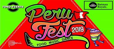 Peru Fest 2019