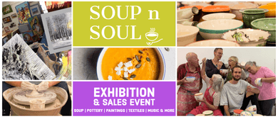 Soup n Soul – SCAG Exhibition & Sales Event