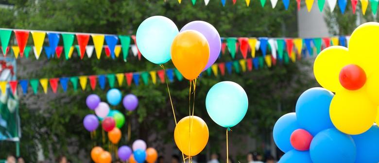 10-Year Celebration Fete