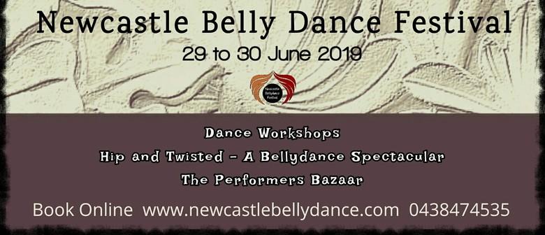 Newcastle Bellydance Festival 2019