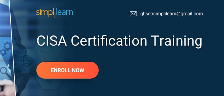 CISA Certification Course Training