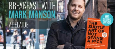 Breakfast with Mark Manson