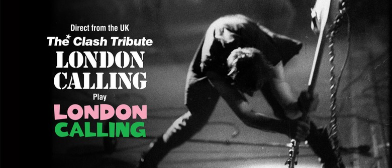 London Calling – UK Clash Tribute