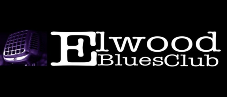 Elwood Blues Club Featuring Wayne Jury & Iseula