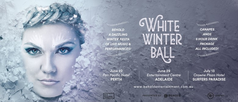 White Winter Ball