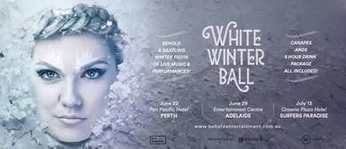 White Winter Ball