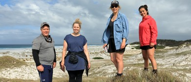 Bay of Fires Walk for Spiritual Seekers