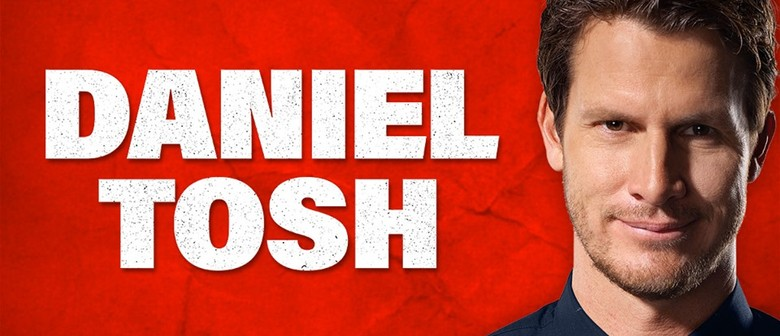 Daniel Tosh – Tosh.0 Live On Stage
