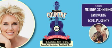 Canterbury Country Music Festival