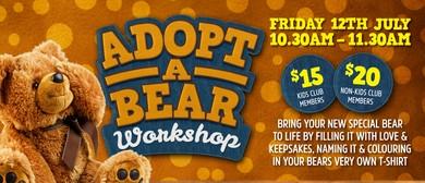 Adopt-A-Bear Workshop