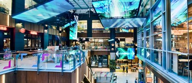The Galeries Lights Up This Winter