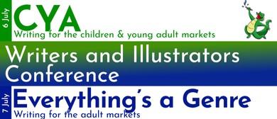 CYA Writers and Illustrators Conference