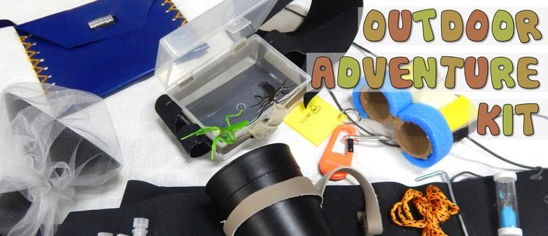 Outdoor Adventure Kit Children's Eco Art Workshop