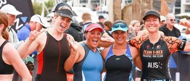 Queensland Triathlon Series: Raby Bay – R2
