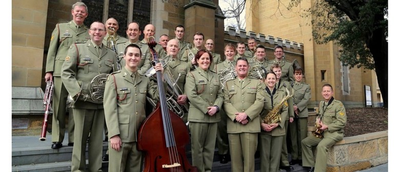 Australian Army Band Tasmania – Sounds of Stage and Screen