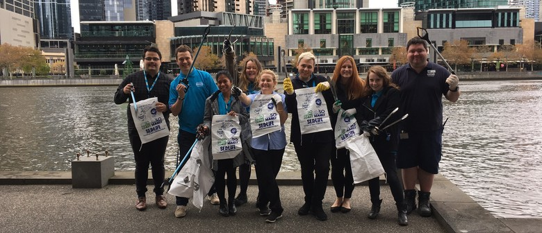World Oceans Day 24-Hour Global Beach Clean
