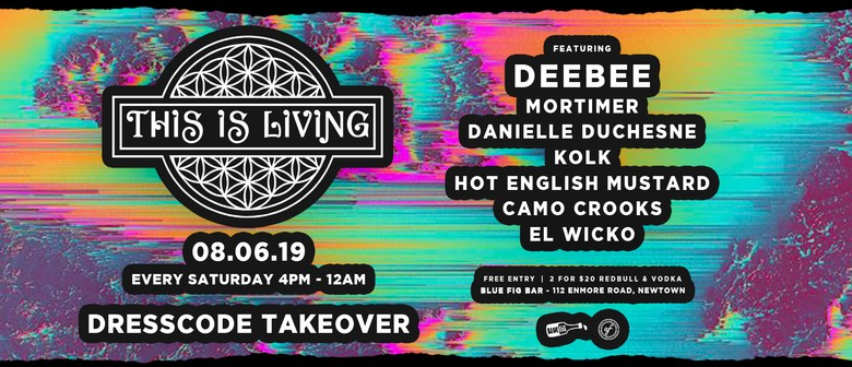 This Is Living #21 – Dresscode Takeover