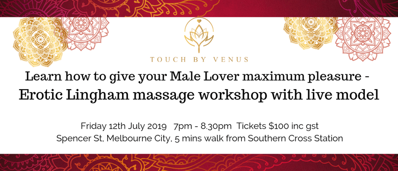 Learn How to Give Your Male Partner a Tantric Erotic Massage
