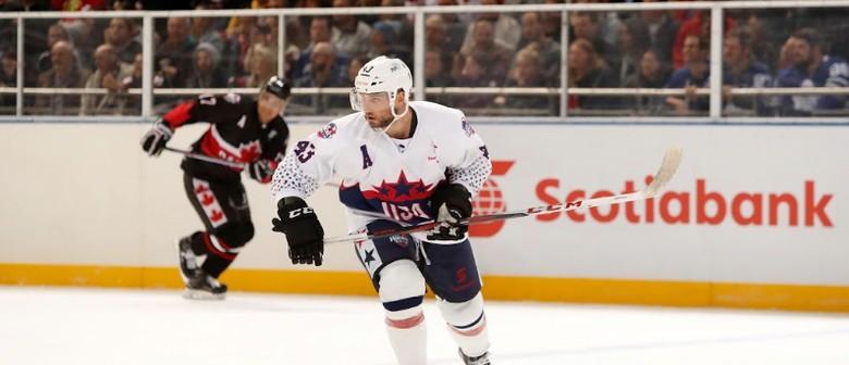 Ice Hockey Classic Tour 2019 Sydney - USA vs Canada
