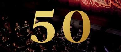Orchestra Victoria 50th Anniversary Concert