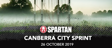 Spartan Canberra City Sprint