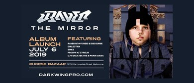 Raven – The Mirror Album Launch