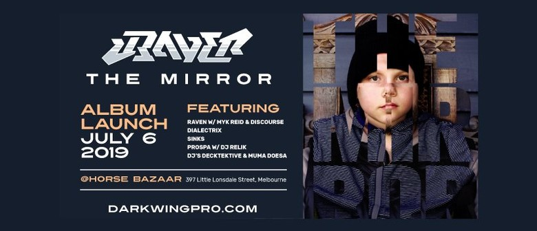 Raven – The Mirror Album Launch