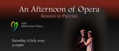 An Afternoon of Opera – Millennium Opera