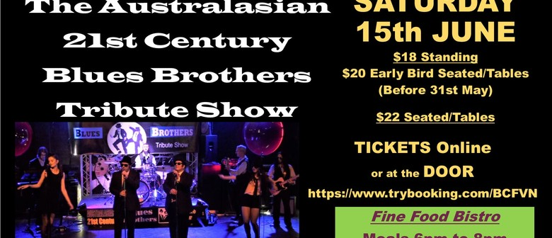21st Century Blues Brothers Tribute Show
