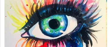 Colorful Tears: Step-By-Step Watercolour Class