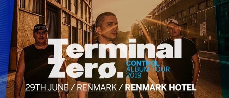 Terminal Zero – Control Album Tour 2019