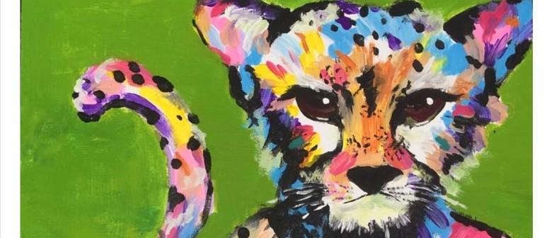 Paint a Stunning Cheetah