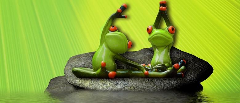 Mindfulness Yoga with Annie McGhee