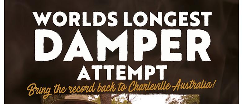 World's Longest Damper Attempt