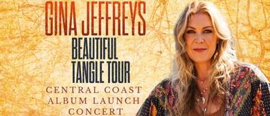 Gina Jeffreys Beautiful Tangle Central Coast Album Launch