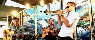 Jazz By The River With Gypsy Cats