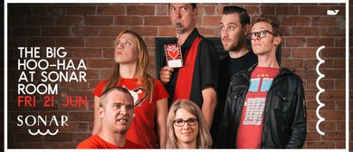 The Big HOO-HAA! – Improv Comedy Night