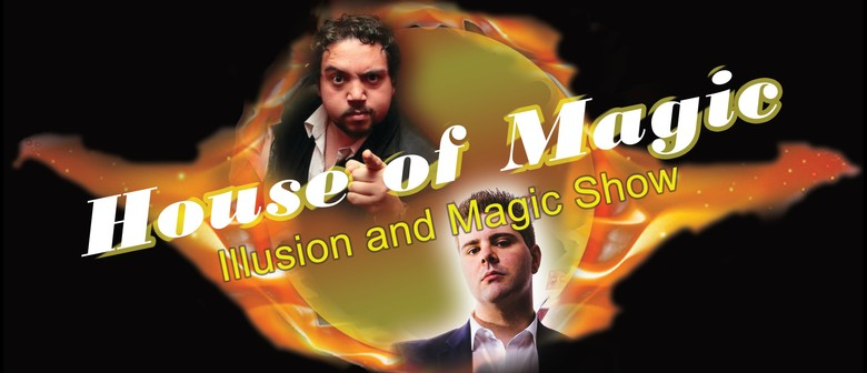 House of Magic Show