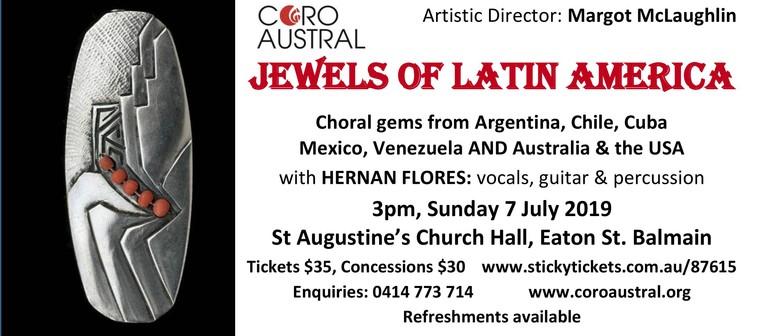 Coro Austral – Jewels of Latin America