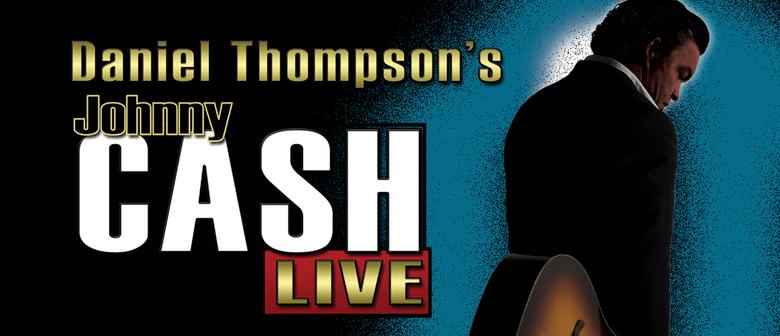 Daniel Thompson's Johnny Cash Live