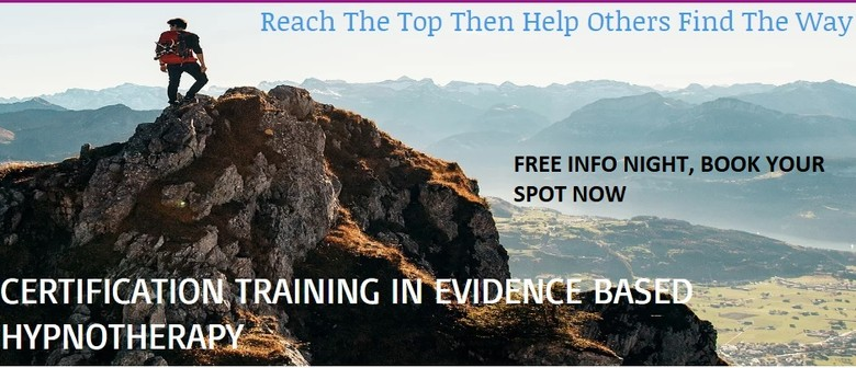 Becoming a Fully Qualified Clinical Hypnotherapist Workshop