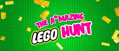 The A*Mazing Lego Hunt