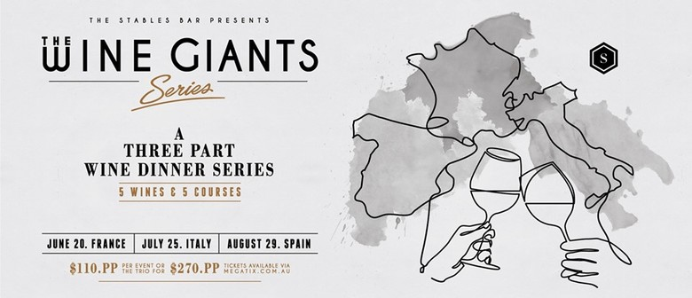 The Wine Giant Series