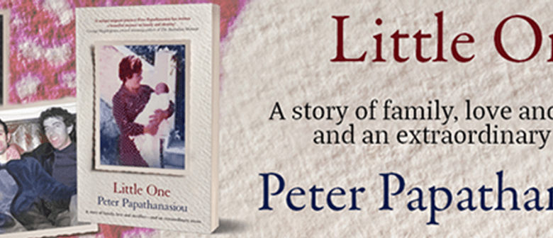 Little One By Peter Papanastasiou Book Presentation