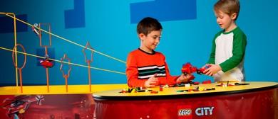 LEGO City Firefighter Activities